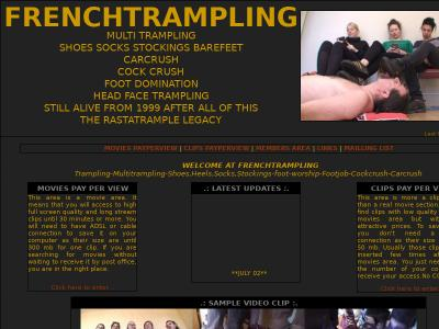 French Trampling